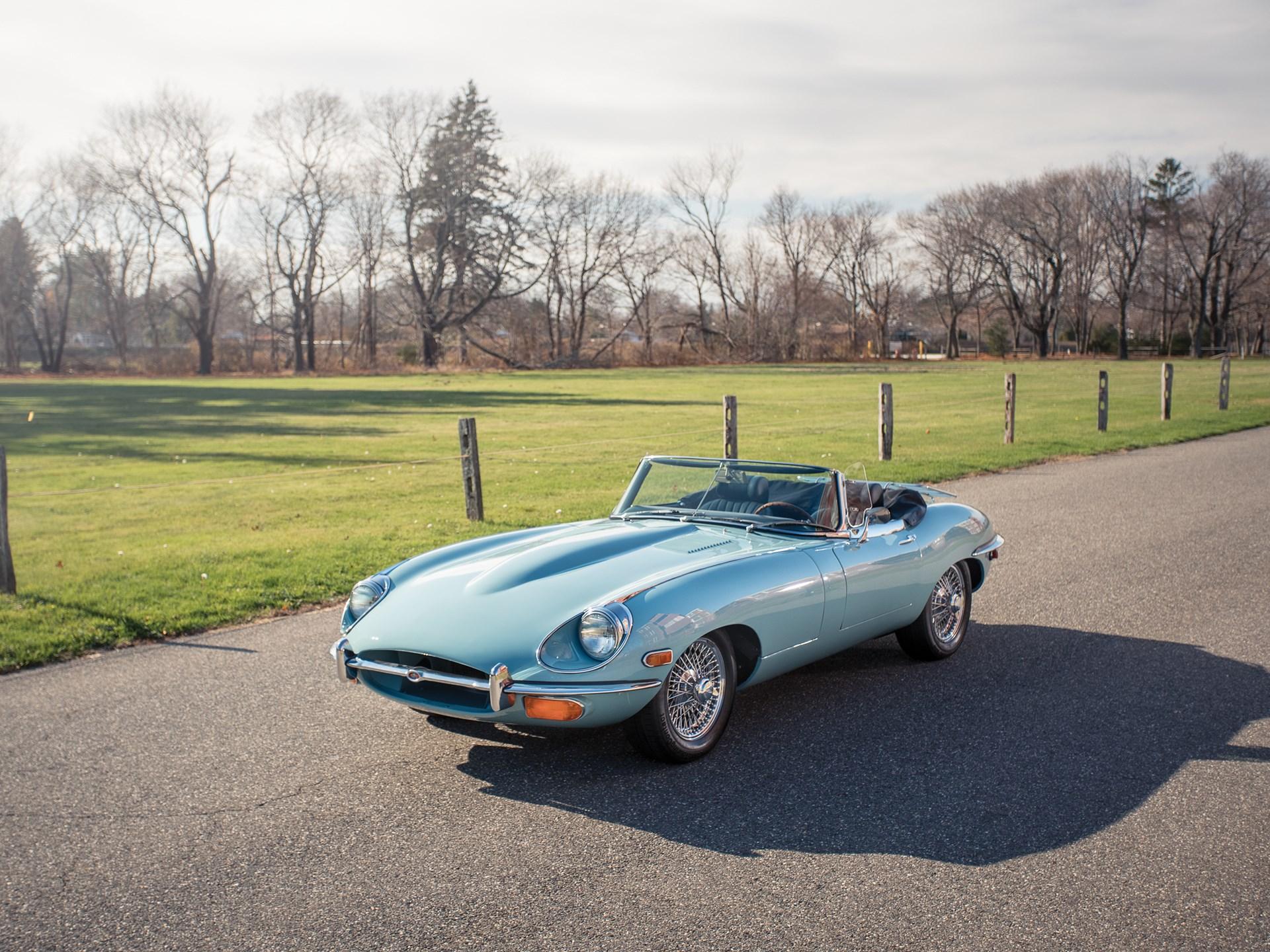 1969 Jaguar E Type Series 2 4.2 Litre Roadster