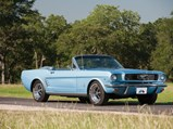 1966 Ford Mustang Convertible  - $