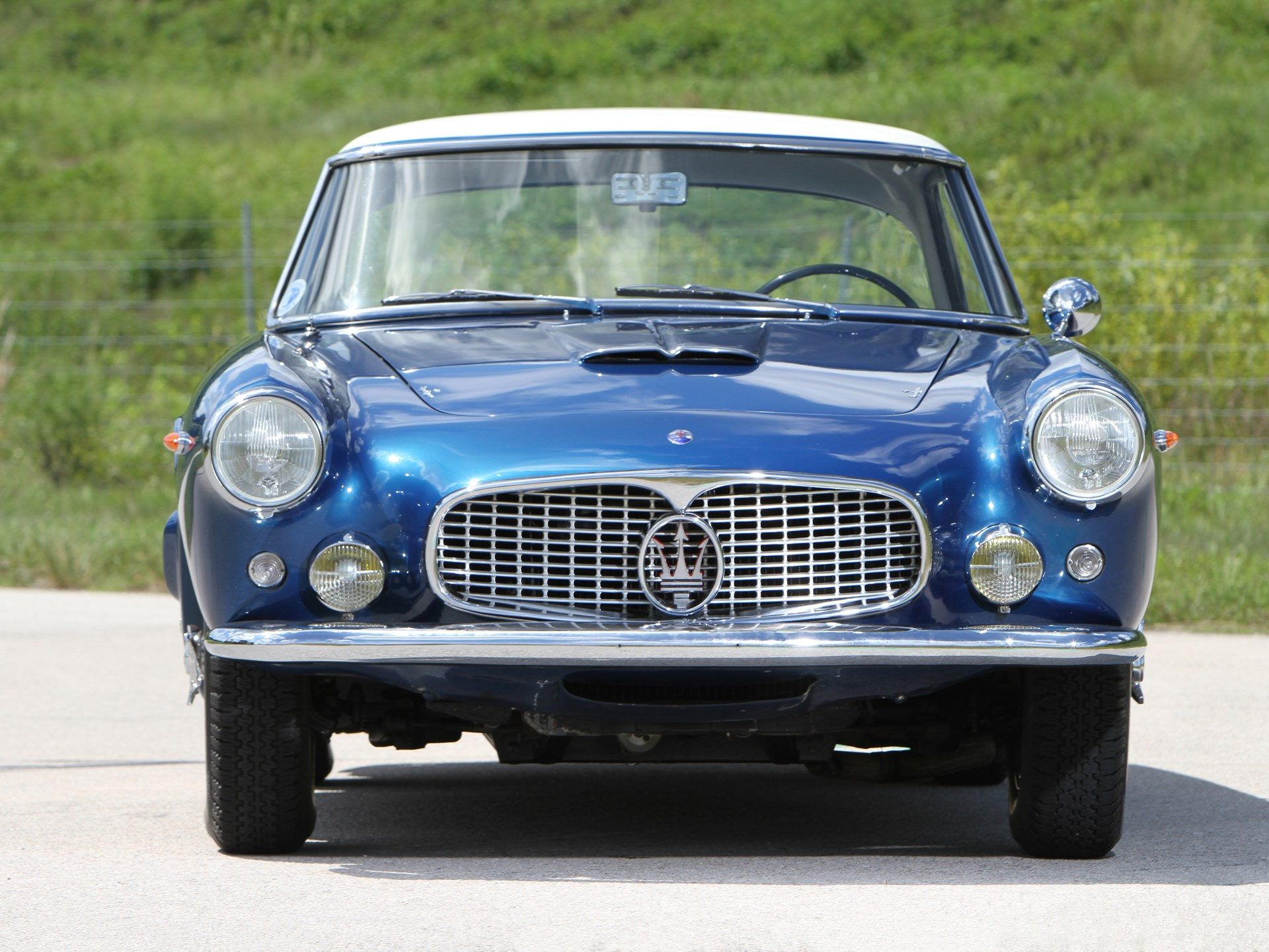 RM Sotheby's - 1962 Maserati 3500 GT by Carrozzeria Touring of Milan   Monterey 2012