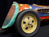 "Wooden ""Pat-A-Puller"" Race Car No. 6, 1995 - $"