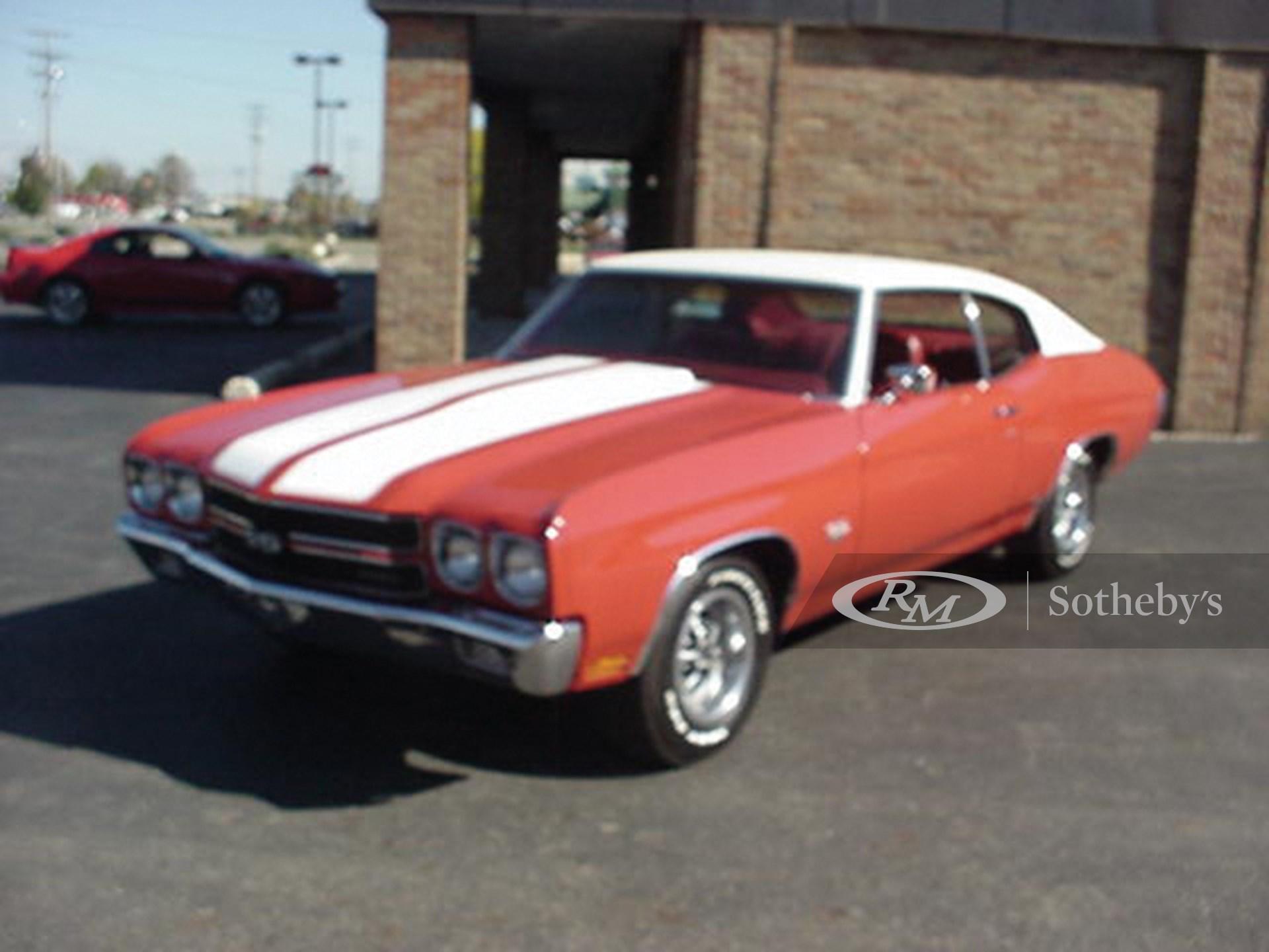 1970 Chevrolet Chevelle LS6 Coupe  -