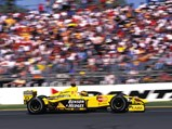 1999 Jordan 199 Formula 1  - $Heinz-Harald Frentzen races to a second place finish at the 1999 Australia Grand Prix