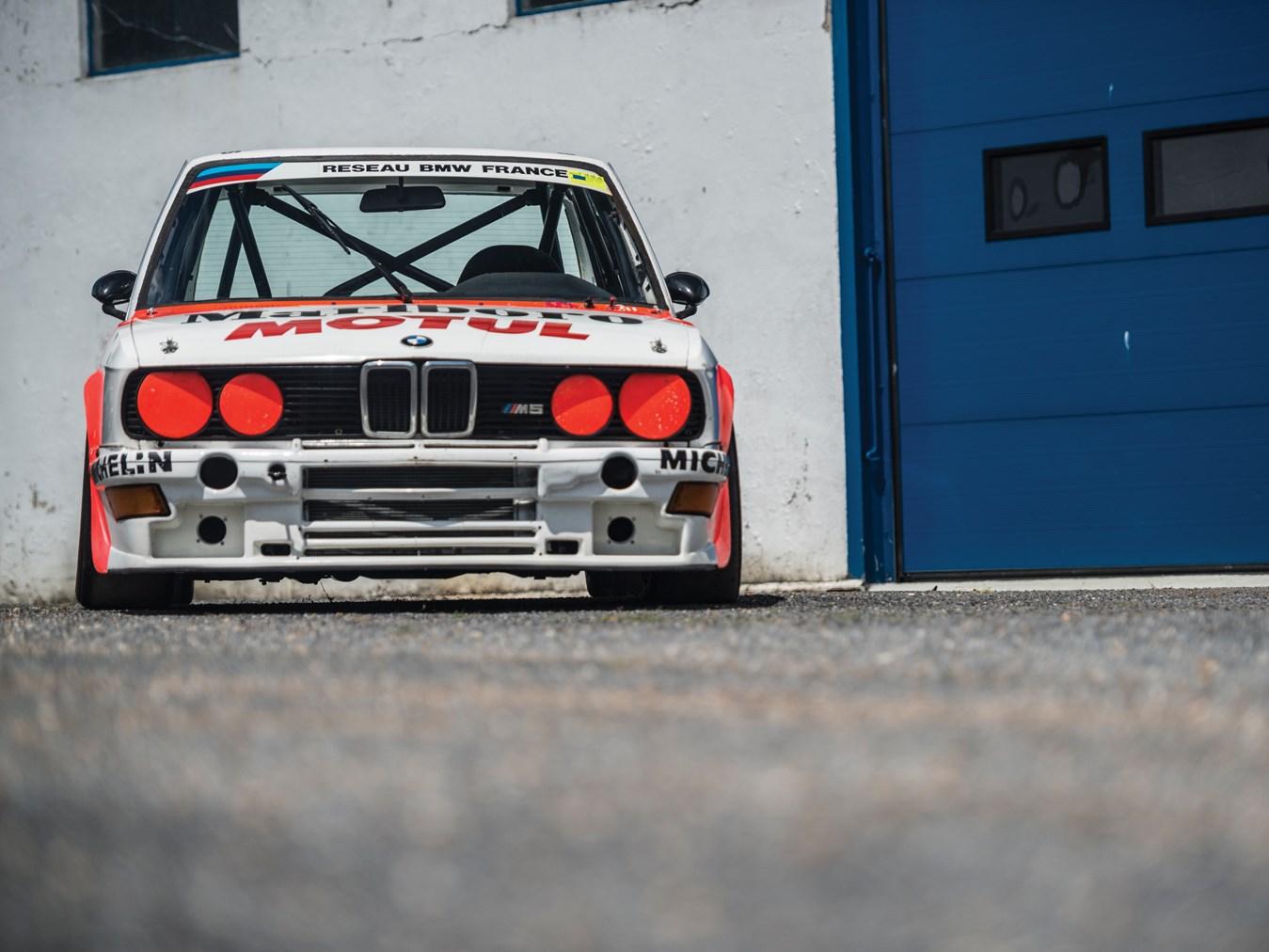 1985 BMW M5 Superproduction