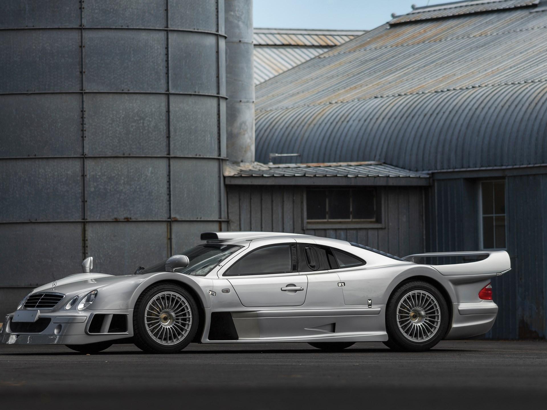 1998 Mercedes-Benz AMG CLK GTR