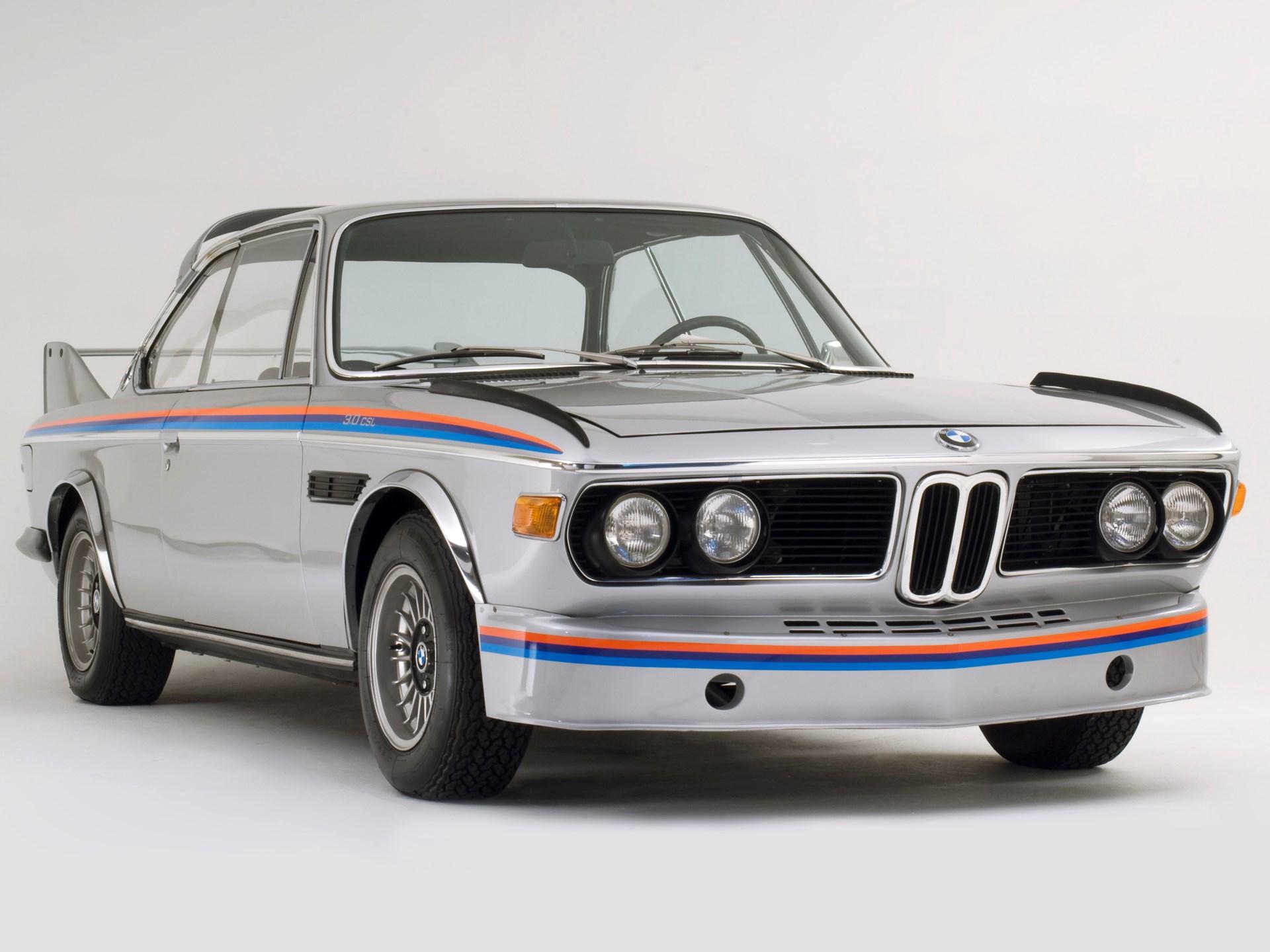 RM Sotheby\'s - 1973 BMW 3.0 CSL \