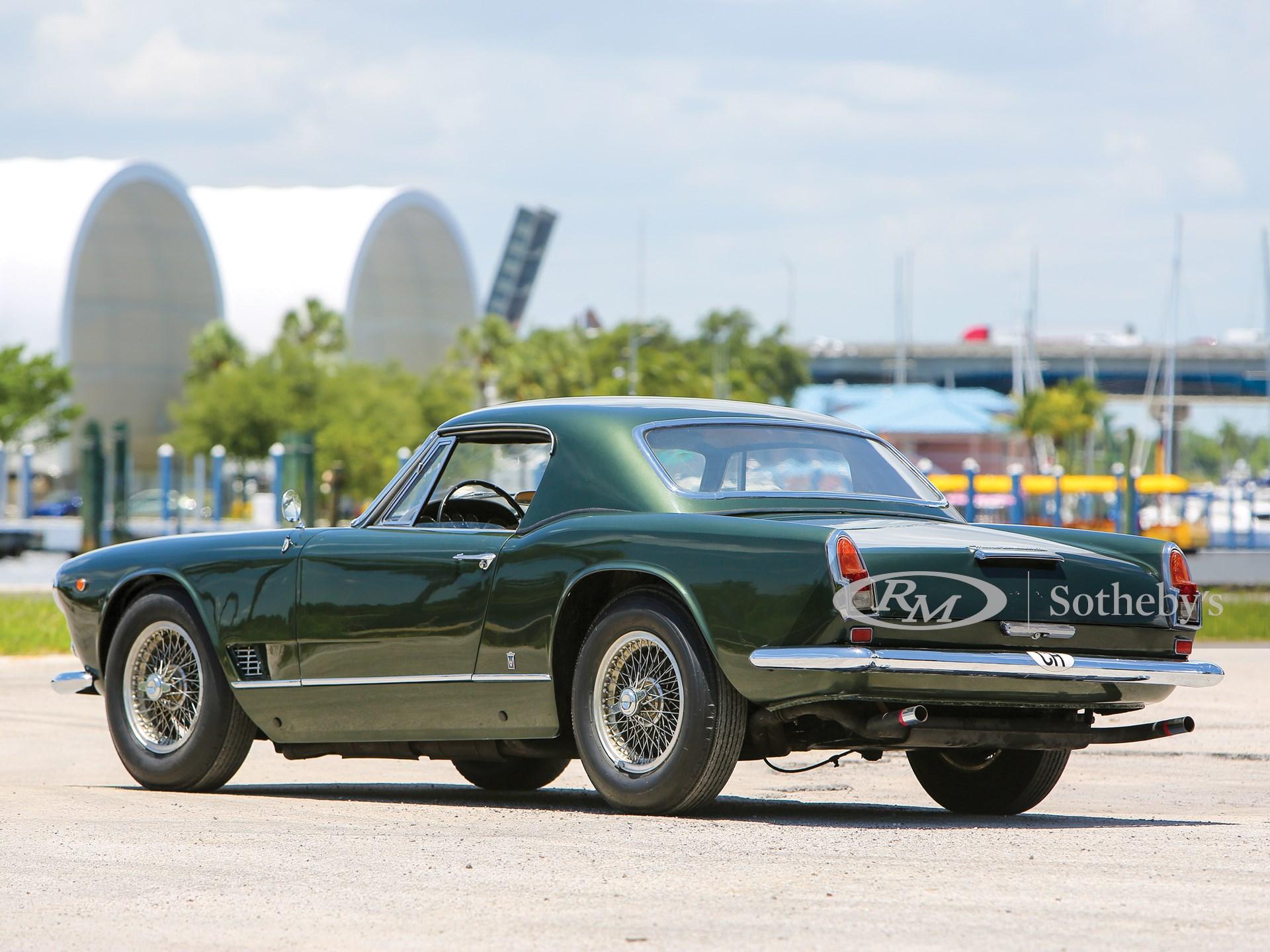1960 Maserati 3500 GT Spyder by Vignale | Monterey 2016 ...