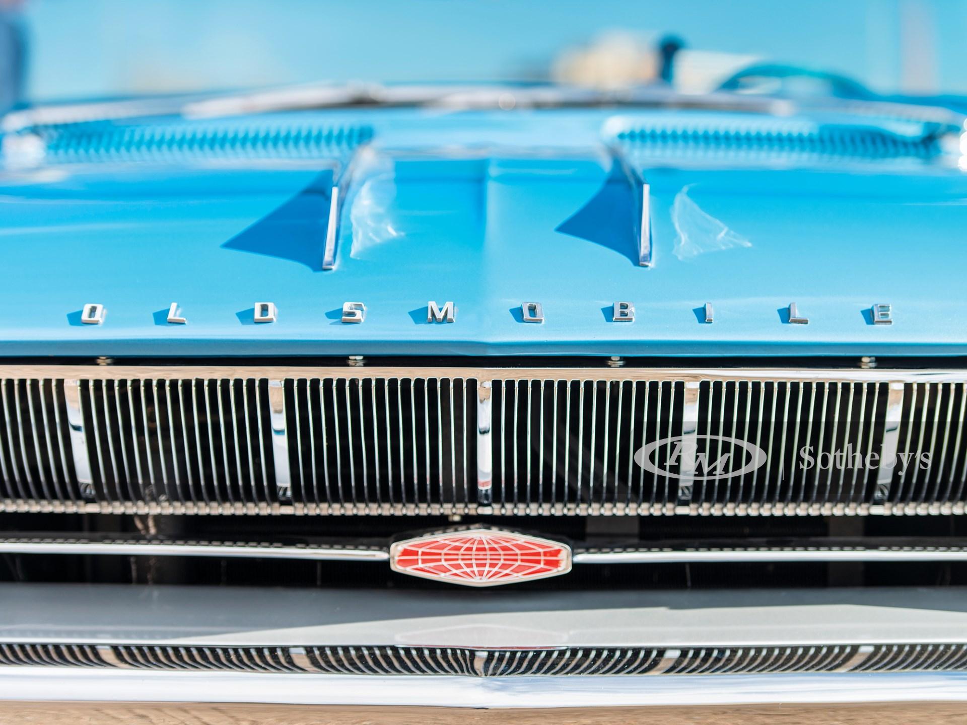 1961 Oldsmobile Starfire Convertible  -