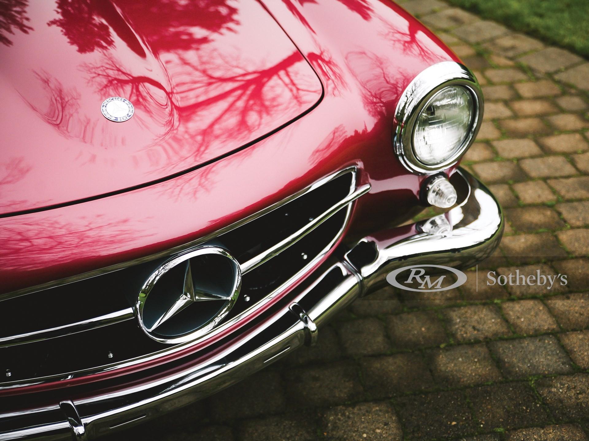 1958 Mercedes-Benz 190 SL  -