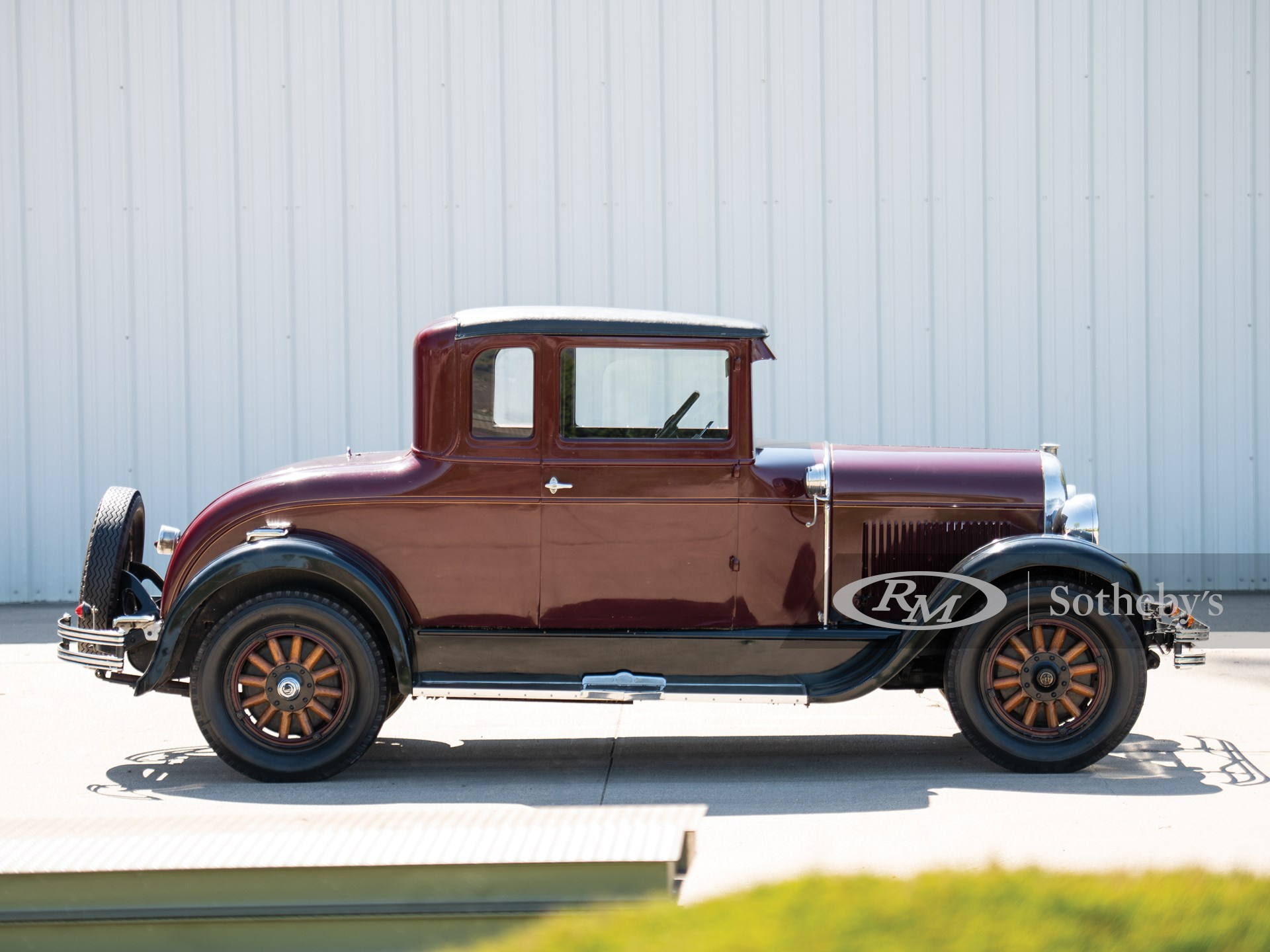 1928 Chrysler Model 62 2/4-Passenger Coupe  -