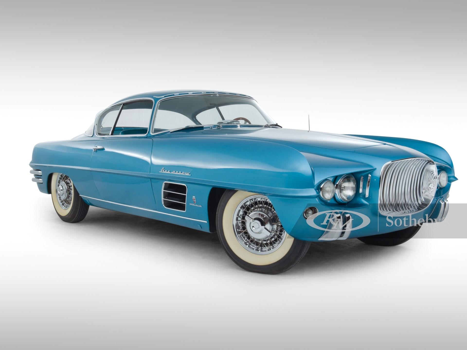 1954 Dodge Firearrow III Concept Car  -