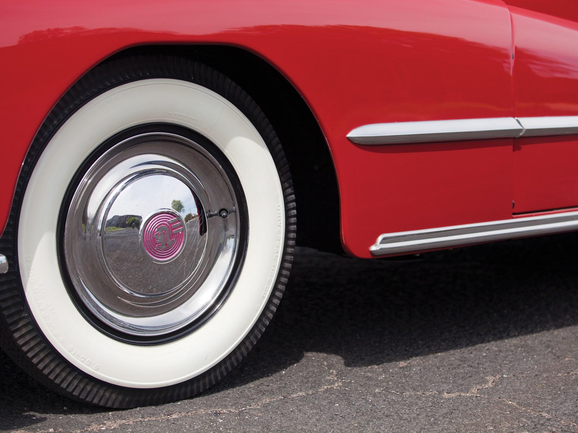 Rm Sothebys 1948 Pontiac Torpedo Eight Deluxe Convertible Motor