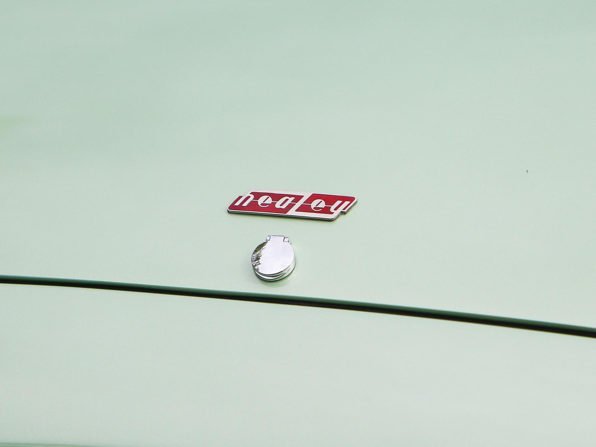 1948 Healey 2.4-Litre Westland Roadster
