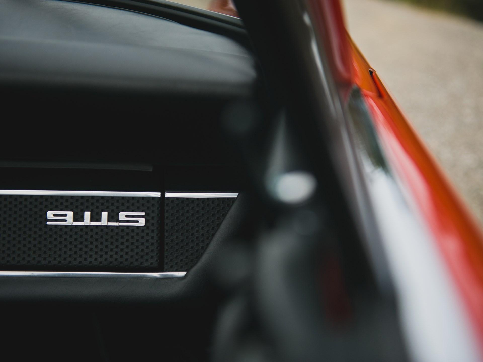 1967 Porsche 911S Soft Window Targa